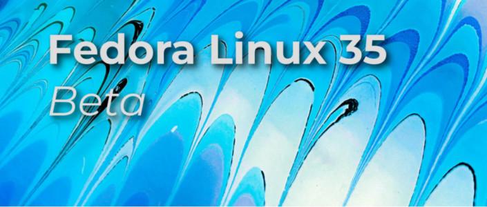 Fedora 35 Beta mit Linux 5.14 und GNOME 41