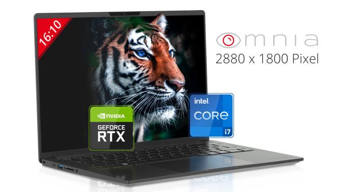 Tuxedo legt das InfinityBook Pro 14 neu auf